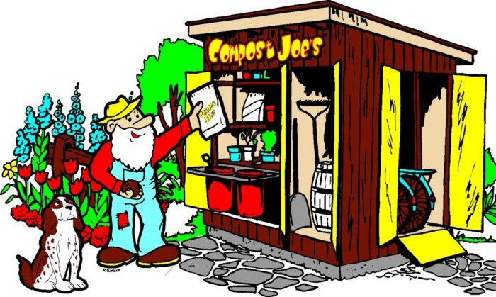 Compost Joe's in Fond du Lac, Wisconsin